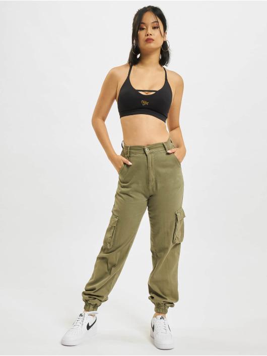 Nike Unterwäsche Bra schwarz
