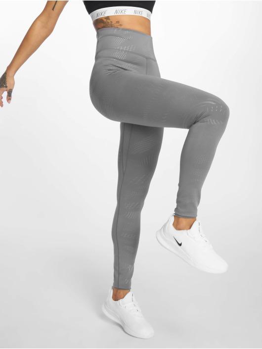Nike Urheiluleggingsit All-In harmaa