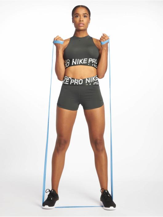 Nike Urheilushortsit Pro vihreä