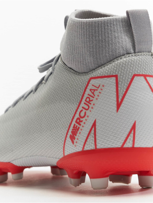 Nike Utendørs JR Superfly 6 Academy GS FG/MG grå