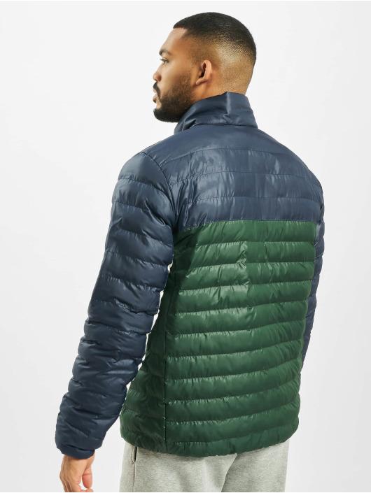 Nike Vattert jakker Synthetic Fill Bubble blå