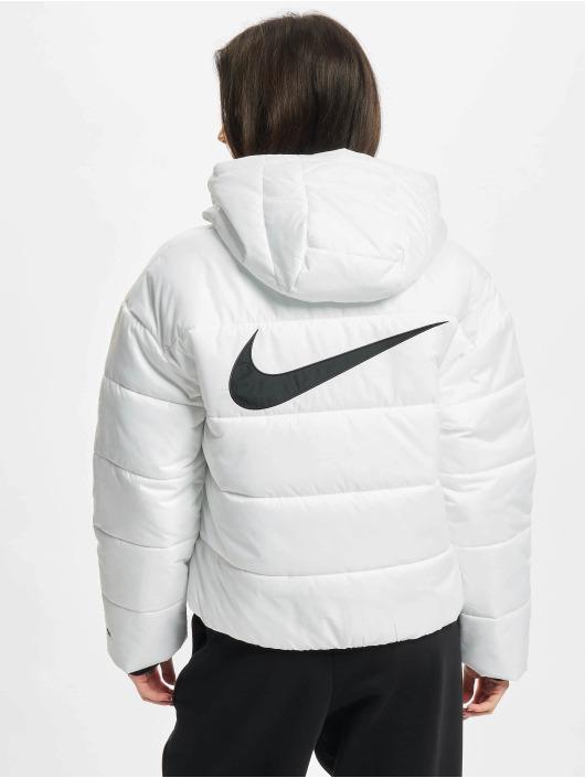 Nike Vattert jakker Classic hvit