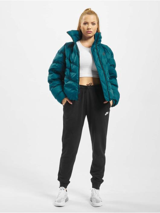 Nike Vattert jakker Synthetic Fill turkis
