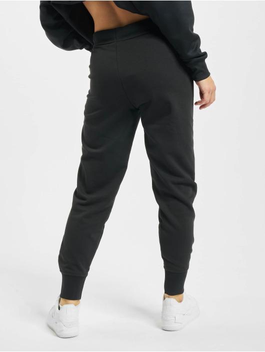 Nike Verryttelyhousut Dry Get Fit Flc musta