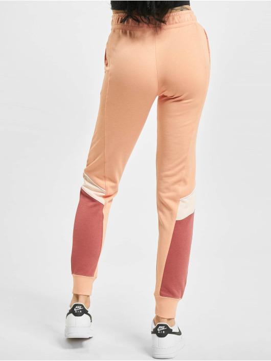 Nike Verryttelyhousut W Nsw Heritage Jogger Flc Mr roosa