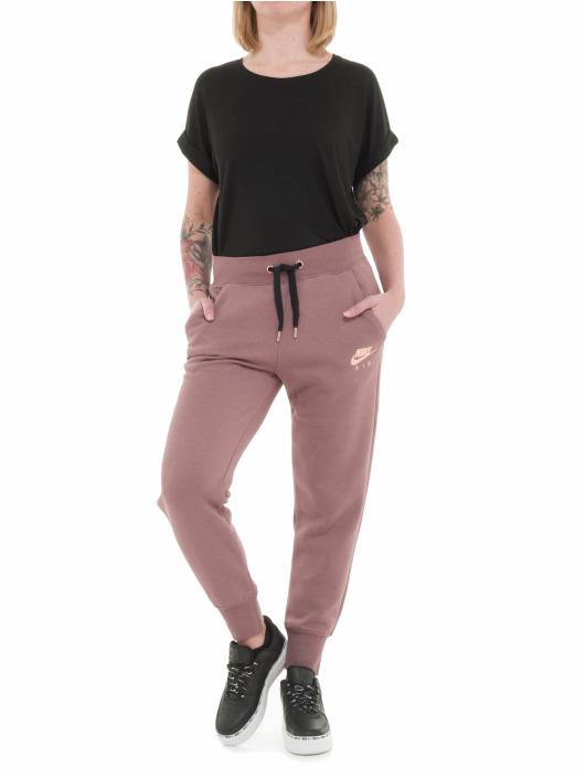 Nike Verryttelyhousut Air Regular Fleece vaaleanpunainen