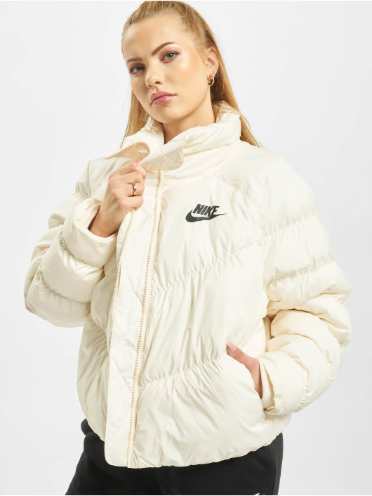Nike Veste matelassée Synthetic Fill beige
