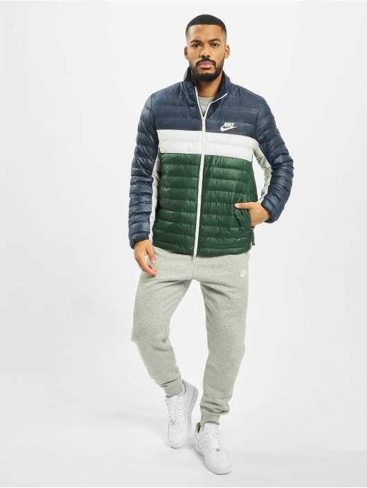 Nike Veste matelassée Synthetic Fill Bubble bleu