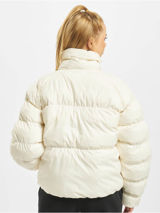 Nike Synthetic Fill Puffer Jacket Pale IvoryBlack