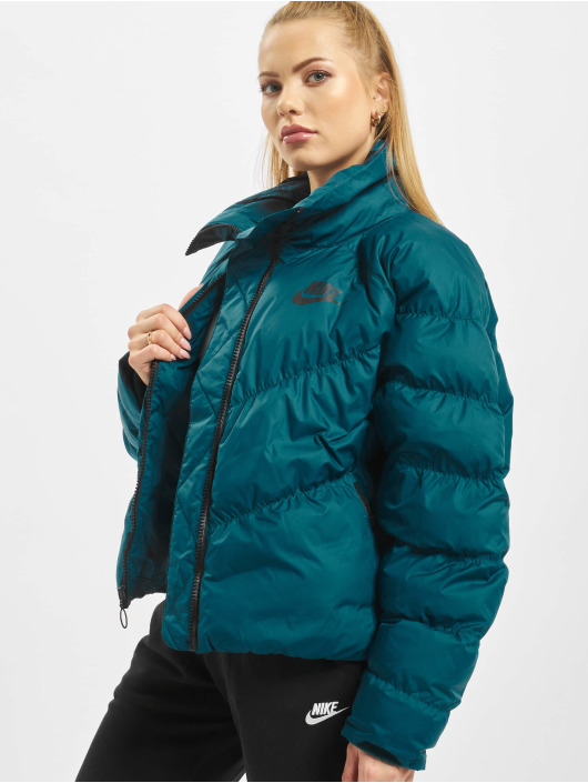 TurqBlack Puffer Synthetic Nike Fill Jacket Midnight BdxQrCoeWE