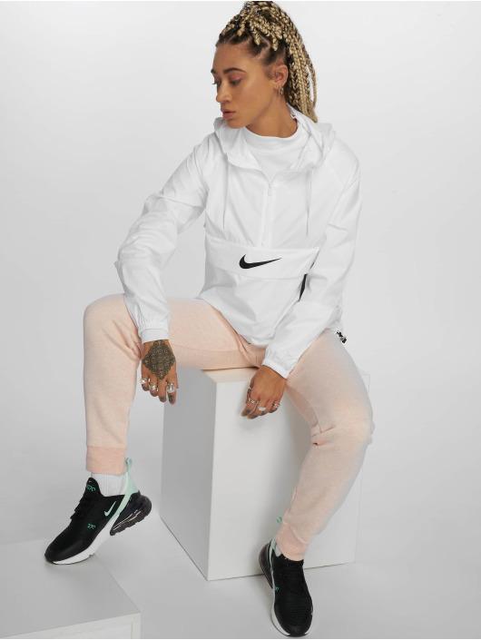 Mi Nike Femme 538465 Saison Veste Swoosh Légère Sportswear Blanc qUCWxR6