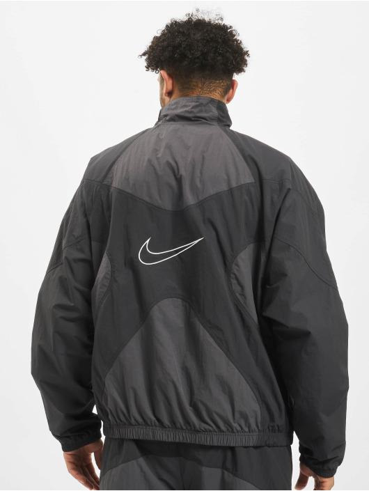 Nike Re Issue Woven Jacket AnthraciteBlackBlackWhite