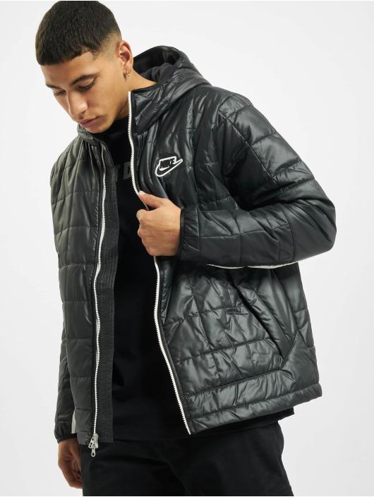 Nike Veste mi-saison légère Synthetic Fill Fleece gris