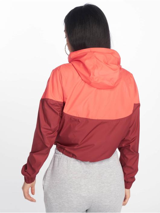 Mi 581407 Femme Rouge Veste Légère Nike Sportswear saison SVqzUMpG