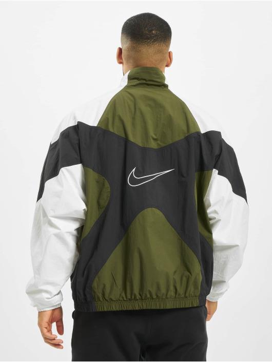 Nike Veste mi-saison légère Re-Issue Woven vert