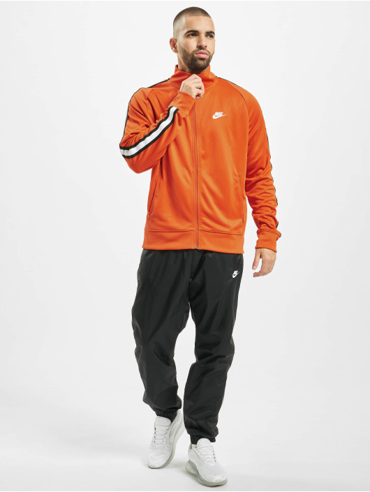 Nike Vestes de Sport N98 Tribute orange