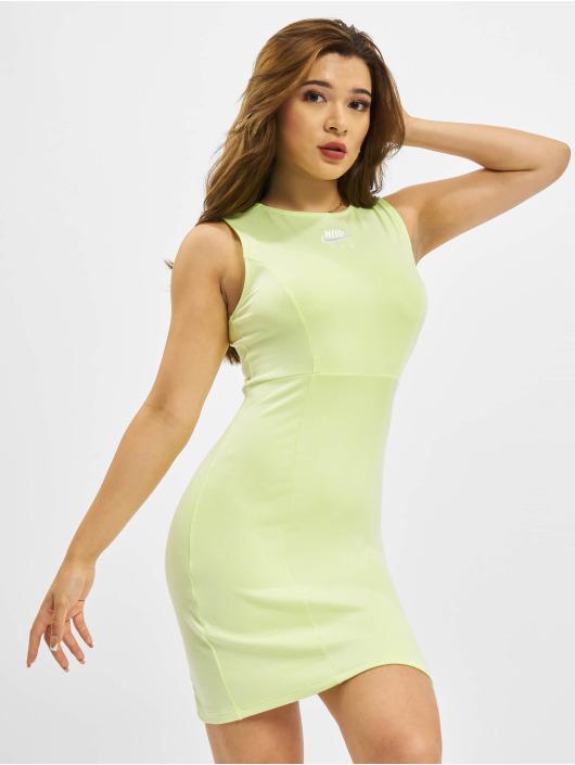 Nike Vestido Air Midi verde