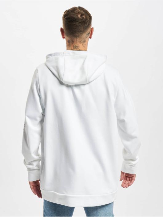 Nike Vetoketjuhupparit Flex Energy valkoinen