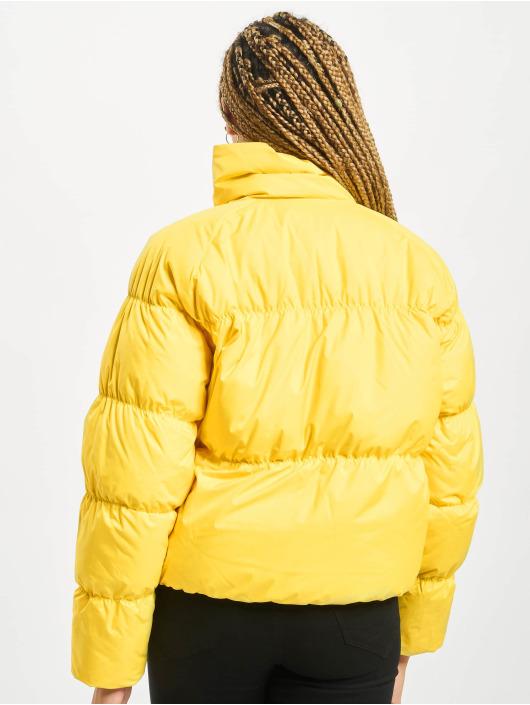 Nike Winterjacke Down Fill gelb