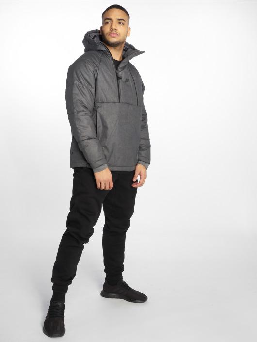 Nike Winterjacke Sportswear Tech schwarz