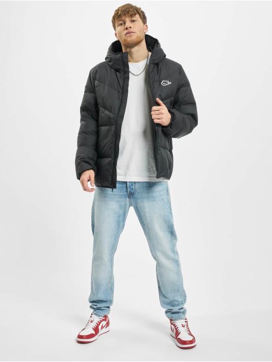 Nike Winterjacke M Nsw Dwn Fil Wr schwarz
