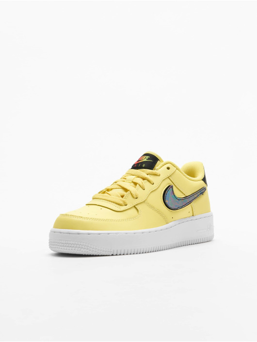 Nike Zapatillas de deporte Air Force 1 LV8 3 (GS) amarillo