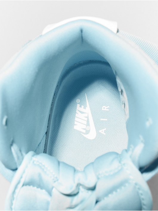 Nike Zapatillas de deporte Air Force 1 High '07 Suede azul