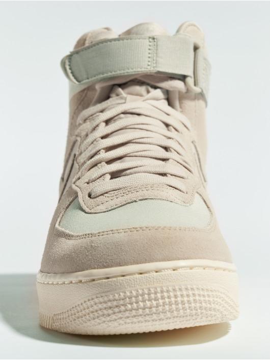 Nike Zapatillas de deporte Air Force 1 High '07 Suede beis