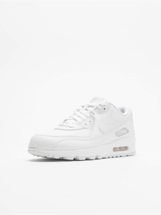 Nike Zapatillas de deporte Air Max 90 Leather blanco