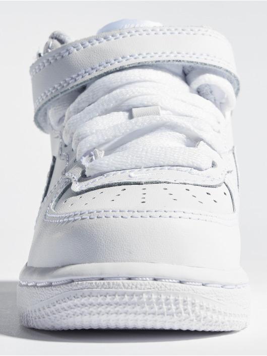 Nike Zapatillas de deporte Air Force 1 Mid TD blanco