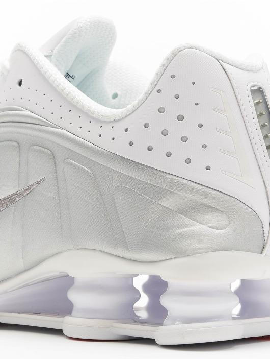 Nike Zapatillas de deporte Shox R4 blanco
