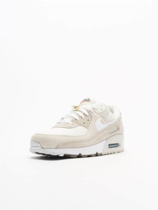 Nike Zapatillas de deporte Air Max 90 Se blanco