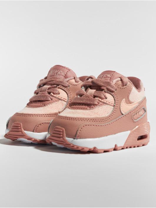 Nike Zapatillas de deporte Air Max 90 SE Mesh (TD) Toddler fucsia