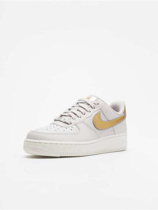 Nike Zapatillas de deporte Air Force 1 07 Metallic gris