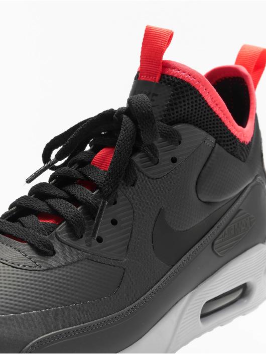 Nike Zapatillas de deporte Air Max 90 Ultra Mid gris