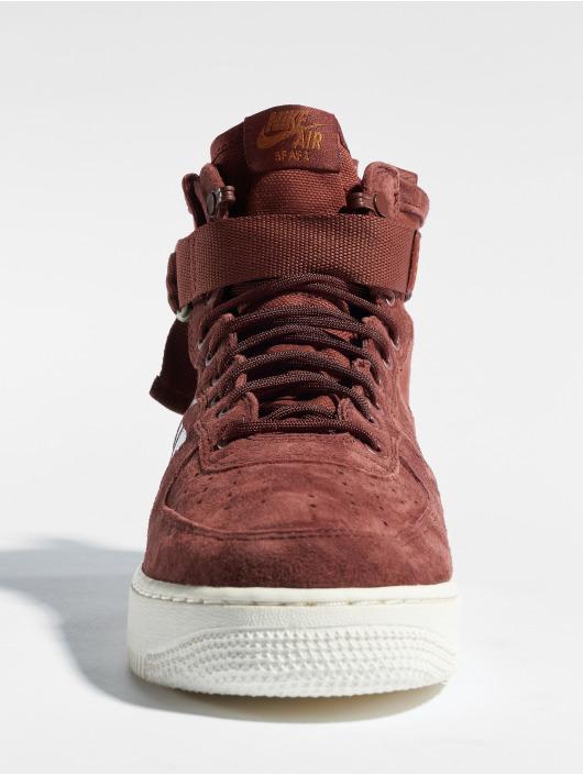 Nike Zapatillas de deporte Sf Air Force 1 Mid marrón