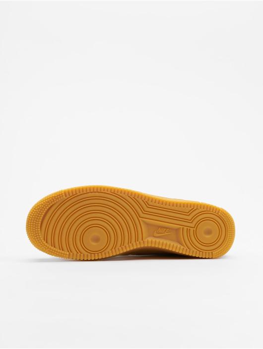 Nike Zapatillas de deporte Air Force 1 '07 Wb marrón