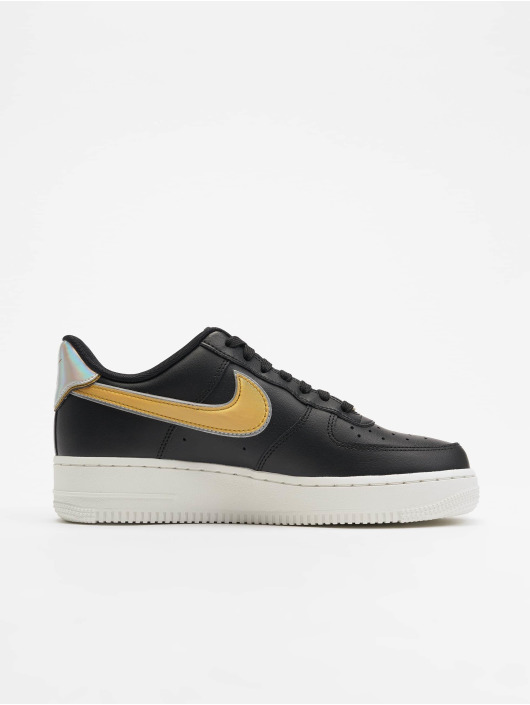 Nike Zapatillas de deporte Air Force 1 07 negro