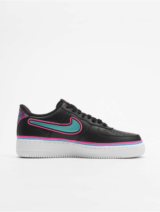 Nike Zapatillas de deporte Air Force 1 '07 Lv8 Sport negro