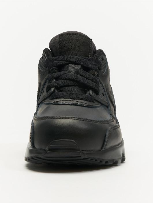 Nike Zapatillas de deporte Air Max 90 Leather PS negro