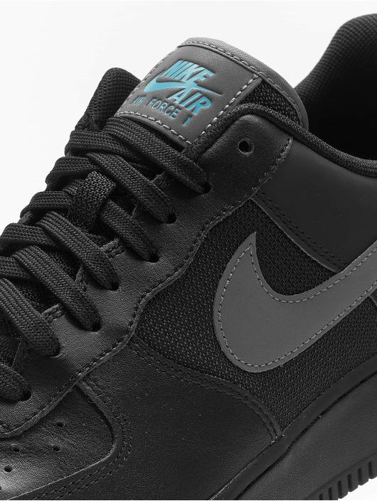 Nike Zapatillas de deporte Air Force 1 '07 Lv8 negro