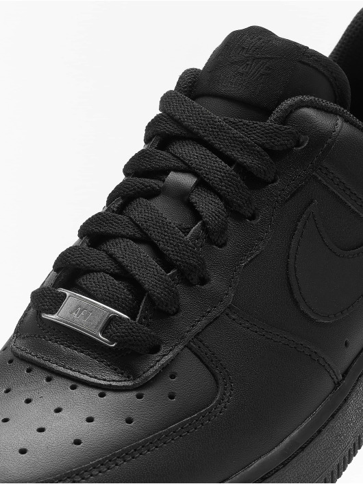 Nike Zapatillas de deporte Air Force 1 '07 negro