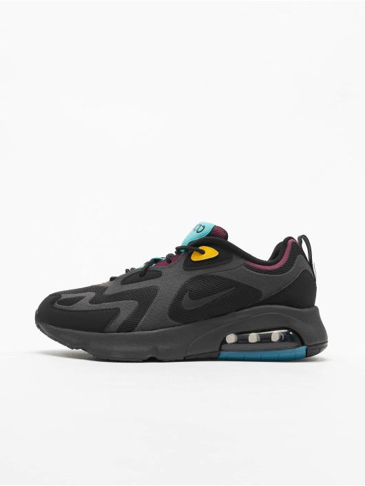 Nike Zapatillas de deporte Air Max 200 negro