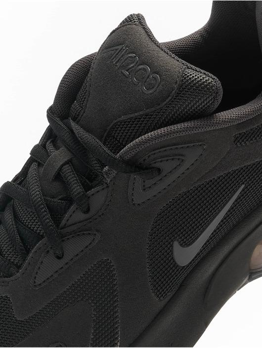 Nike Zapatillas de deporte Air Max 200 (GS) negro
