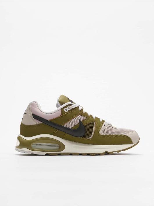 Nike Zapatos de fitness Air Max Command blanco