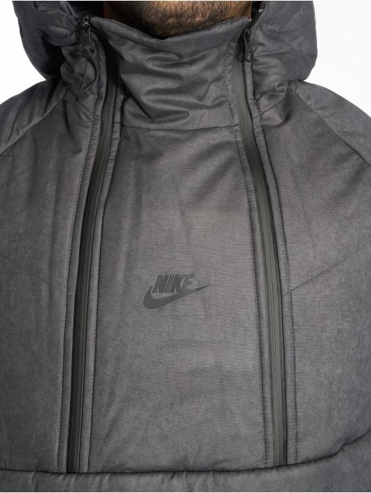 Nike Zimné bundy Sportswear Tech èierna