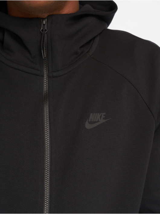 Nike Zip Hoodie Sportswear Tech Fleece èierna