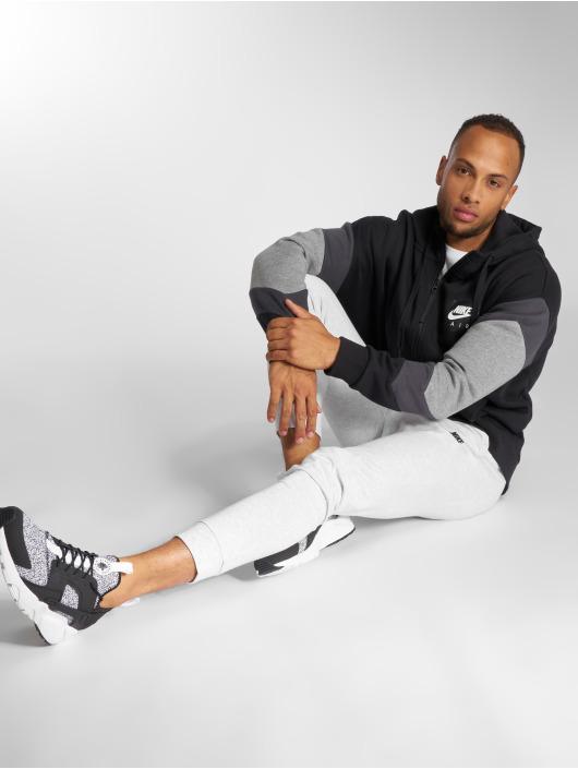 Nike Zip Hoodie Air Transition èierna