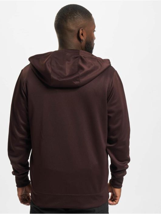 Nike Zip Hoodie Repeat PK коричневый