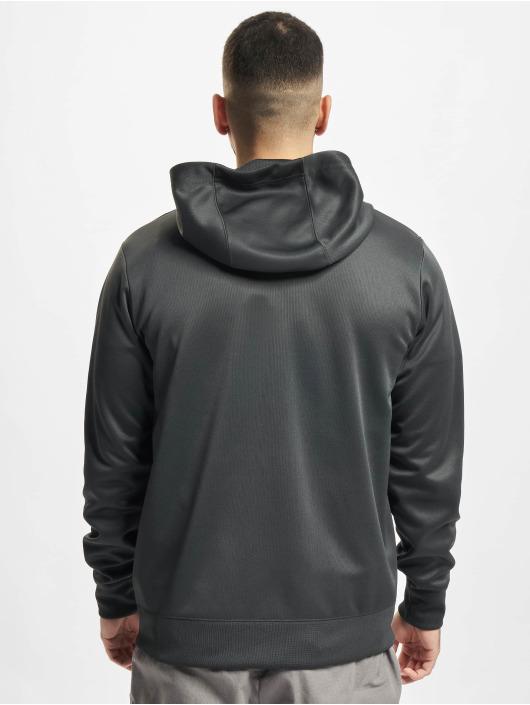 Nike Zip Hoodie Repeat PK серый